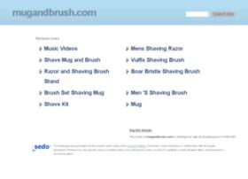 mugandbrush.com