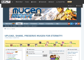 mugen.the-chronicles.org