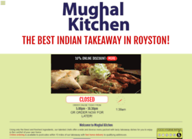 mughalkitchen.co.uk