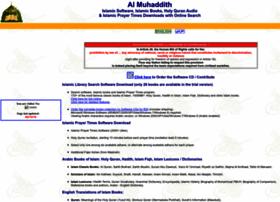 muhaddith.org