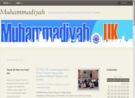 muhammadiyah.org.uk