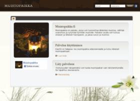 muistopaikka.fi