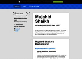 mujahidshaikh.brandyourself.com
