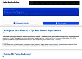 mujerbonitaonline.com