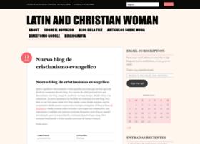 mujercristianaylatina.wordpress.com