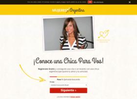 mujeresargentina.net