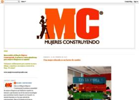 mujeresconstruyendo1.blogspot.com