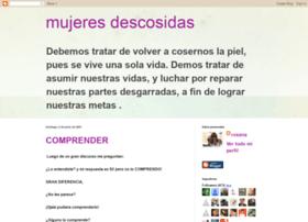 mujeresdescosidas.blogspot.com