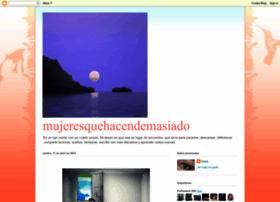 mujeresquehacendemasiado.blogspot.com