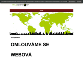 mujoperator.cz