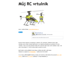 mujvrtulnik.cz