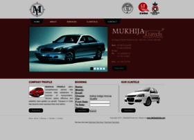 mukhijatravels.net