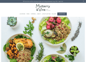 mulberryandvine.com