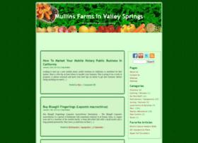 mullinsfarms.com