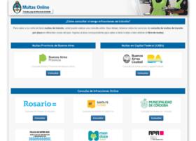 multasonline.com.ar