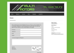 multi-motors.co.uk