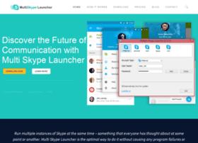 multi-skype-launcher.com
