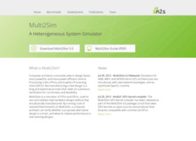 multi2sim.org