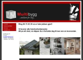 multibygg.as