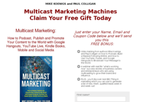 multicastmarketingbook.com