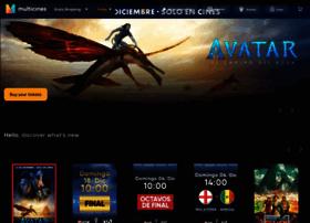 multicines.com.ec