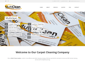 multiclean.uk.com