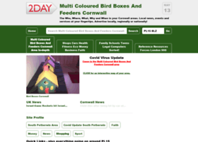 multicolouredbirdboxesandfeeders.2day.uk