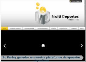 multideportesonline.com