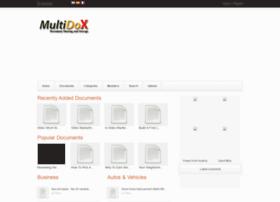 multidox.com