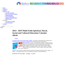 multifaiths.com