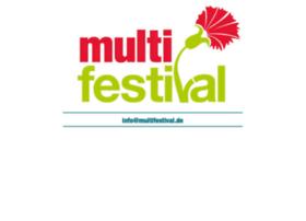 multifestival.de