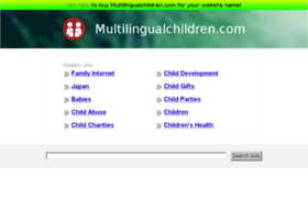 multilingualchildren.com
