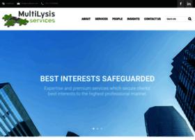 multilysis.com