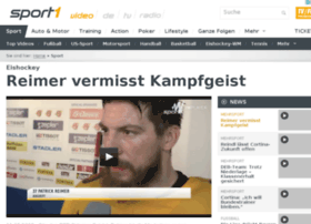 multimediacenter.sport1.de