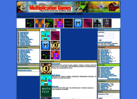 multiplication-games.org