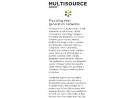 multisource.co.za