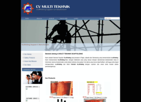 multitekhnikscaffolding.com