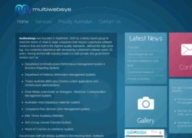 multiwebsys.com.au