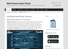 multizoneaudioplayer.com