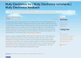 Multyelectronicsinc.weebly.com