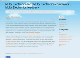 multyelectronicsinc.weebly.com