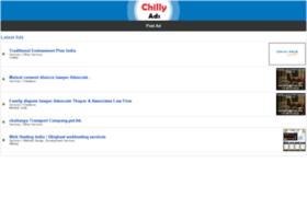 mumbai.chillyads.com