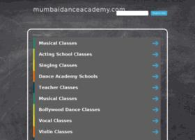 mumbaidanceacademy.com