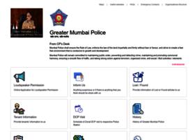 mumbaipolice.maharashtra.gov.in