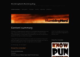mumblingnerd.com