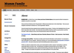 mummfamily.wordpress.com