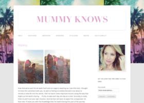 mummyknows.com.au