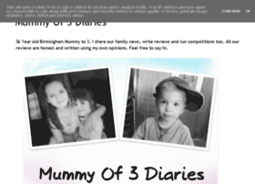 mummyof3diaries.blogspot.co.uk