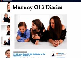 mummyof3diaries.co.uk