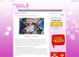 mummysspace.blogspot.com